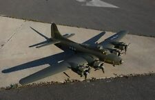 """BOEING B-17 """"MEMPHIS BELLE"""" WWII 77"""" GIANT SCALE AIRPLANE BOMBER"""