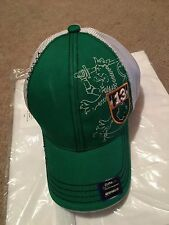 Adidas Lion Phenon hat England #13 Green Soccer AG0113337-C 153 Adult 1 size fit