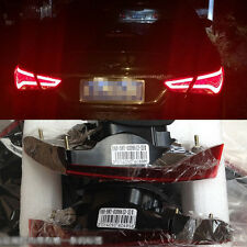 LED Tail Lights Rear Lamp Line Type Lighting For Hyundai YF Sonata 2010~2013