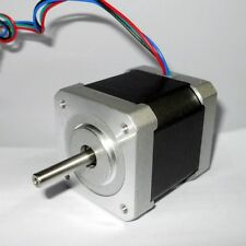 NEW 1.8 Degree 42mm NEMA17 2 Phase 4-wire Stepper Motor For 3D Printer Or CNC