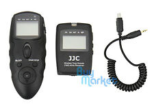 JJC WT-868 Wireless Timer Remote with CABLE for Olympus OM-D E-M10 M2 E-PL3 etc.