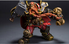 WORLD of WARCRAFT WOW SERIES 6 DWARVEN KING MAGNI BRONZEBEARD ACTION FIGURE TOY