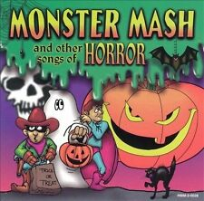 Monster Mash & Other Songs of Horror (CD, Oct-1997, Madacy) Countdown Singers