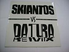 """SKIANTOS - IL SESSO E' PECCATO FARLO MALE - 12"""" VINYL BRAND NEW 1999 - DATURA"""