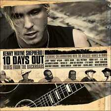 KENNY WAYNE SHEPHERD : 10 DAYS OUT: BLUES FROM THE BACKROADS (CD) sealed