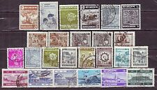 Bangladesh (South Asia)-25 Diff. Used Good Condition Stamps #F05