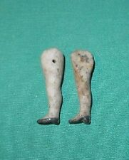 antique legs for dollhouse doll wire fixing 1.12""