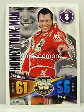 Slam Attax Rivals - #141 Honky Tonk Man