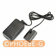 ACK-E6 AC Power Adapter kit for Canon EOS 7D 60D 5D Mark III 5D Mark II