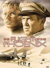 The Flight of the Phoenix (DVD, 1965) JAMES STEWART