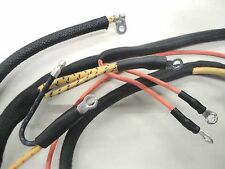 32 1932  FORD CAR TRUCK DASH COWL  HARNESS  WIRING  ORIGNAL 4 CYL NEW