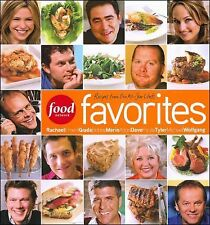 Food Network Favorites : Recipes from Our All-Star Chefs by Food Network Staff (