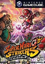 USED Super Mario Strikers Japan Import GAME CUBE