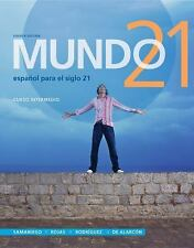 Mundo 21 (World Languages) by Samaniego, Fabián; Rodriguez, Francisco