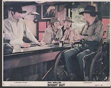 Gregory Peck Robert F. Lyons Shoot Out 1971 original western movie photo 25004