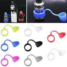 Universal Silicone Anti Slip Vape Band Mouthpiece Dust Cap Cover for RDA Tank