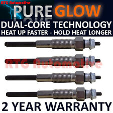 4X FOR TOYOTA HI ACE LUX HIACE HILUX 2.45 D TD DIESEL HEATER GLOW PLUGS GP71501