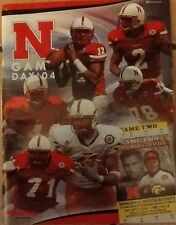 2004 Nebraska Huskers vs Southern Mississippi Game Program Magazine