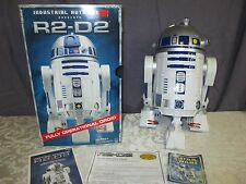 Star Wars R2 D2 Fully Operational Droid By Industrial Automation Hasbro 15 Robot