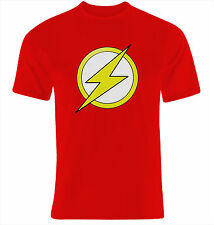 CAMISETA FLASH-TALLA S M L XL XXL XXXL SIZE T-SHIRT