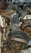 2005  JEEP GRAND CHEROKEE 3.73 RATIO REAR AXLE ASSEMBLY QUADRA TRAC 112K
