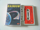 RAINBOW - DOWN TO EARTH - CASSETTE TAPE - 1979 RED PAPER LABEL - POLYDOR (UK)
