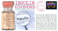COVERSCAPE computer designed 95th anniversary Discovery of Insulin event cover