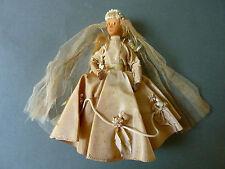 poupée Peynet, la mariée, sans boîte, années 60