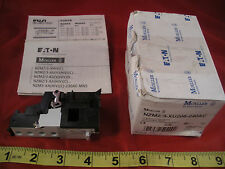 Eaton NZM2/3-XU208-240AC Under Voltage Release Disconnect Switch Moeller Nib New