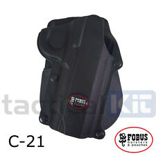 New Fobus Colt 1911 Paddle Holster UK Seller C-21 (Airsoft)