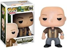 "Funko POP TV #164: Breaking Bad HANK SCHRADER Figure 3.75"" NIP Dean Norris"
