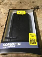 OtterBox Commuter Series Case For Htc One Max - Black 77-34025