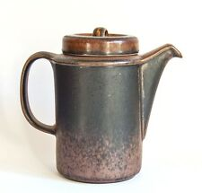 Vintage Arabia Finland,  Ruska, Large Coffee Pot,