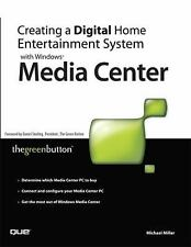 Creating a Digital Home Entertainment System with Windows Media Center-ExLibrary