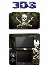 SKIN STICKER AUTOCOLLANT DECO POUR NINTENDO 3DS REF 55 PIRATE