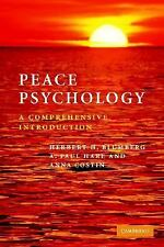 Peace Psychology: A Comprehensive Introduction, Blumberg, Herbert H., Very Good