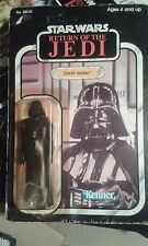 MOC 1983 Vintage Star Wars Darth Vader Kenner ROTJ 77 back Made in Hong Kong