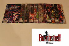Infinite Crisis Fight for the Multiverse 1-12 Complete Comic Lot Set 1st Print