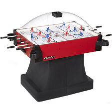 Carrom Signature Stick Hockey Table with Pedestal Dome With Sound Scoring 425.01