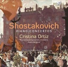 Dimitri Chostakovitch Concertos pour piano, New Music