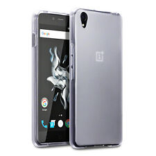 Oneplus X Case TPU Protective Armour Flexible Air Extreme Oleophobic Gel CLEAR