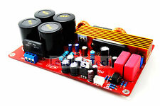 Stereo Power Supply Amplifier Board AC22V-0-AC22V 90W*2 TA2022 + NE5532 10000UF