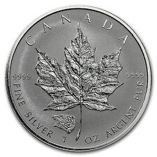 2016 Canada 1 oz Silver Maple Leaf Grizzly Privy Reverse Proof - SKU #96390