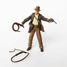 1:18 Scale Raiders of the Lost Ark Young Indiana Jones Action Figure Toy Model