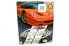 Need For Speed II Special Edition for PC by Electronic Arts, 1997, Sealed