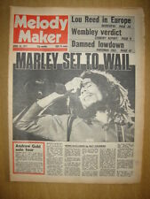 MELODY MAKER 1977 MAY 7 BEATLES FOR SALE CLASH BLONDIE