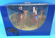 Tintin scene Dromedary with box  New Moulisart  figurine figure