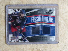 08-09 UD ICE Fresh Threads RC JAKUB VORACEK Black /25