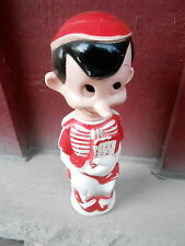 (S19D-022) VINTAGE SOAKY - NICE CONDITION - PINOCCHIO style 2