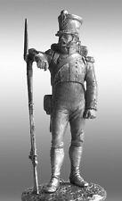 PIOMBO giocattolo soldato, Regno di Napoli. Officer, raro da collezione, dettagliata